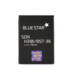 Batería Blue Star - Sony K310i/K510i/J300/W200/T280 750 mAh Li-ion - Premium