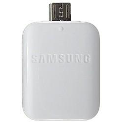 Adaptador Original Samsung OTG  USB a Tipo C , Blanco, Bulk