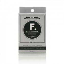 Cargador de Red Remax Flinc 2.1A  RP-U29 - 2 Puertos USB 2,1AMax - Blister - negro