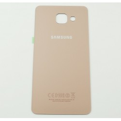 Tapa Bateria Original Samsung Galaxy A5 2016, A510, Negro