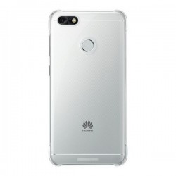 Funda Protectora Original Huawei P9 Lite Mini - Transparente - Blister