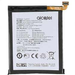 Batera Original Alcatel Tlp024C1 para Alcatel A3 (OT-5046D, OT-5046Y), Shine Lite (OT-5080X), Bulk
