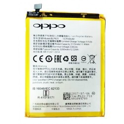 Bateria Original Oppo BLP631 para Oppo F3, F5, Bulk