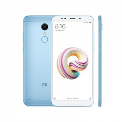 "Xiomi Redmi 5 32Gb ( Pantalla infinita 5,7"" HD, 3Gb Ram,12Mpx, Sefie-Flash) Azul"