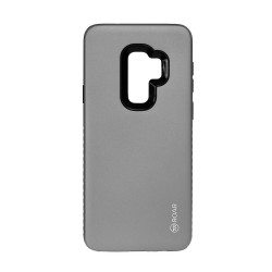 Funda Hibrida Armor - Roar Korea Molelo Rico - Samsung Galaxy S9 Plus - Gris