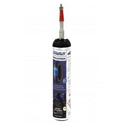 Kit Reparador Pinchazos para Coche - Plus 15 Protect 200ml - Sin Reacciones Químicas - Sin límite de Kilometros ni Velocidad