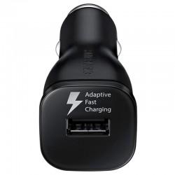Cargador de Coche Micro USB de  Carga Rapida Original Samsung - Negro - Blister