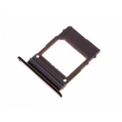 Repuesto Bandeja Sim para Samsung Galaxy A8 2018, A8+ 2018 (A530F,A730F) Negro