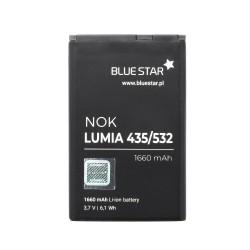 Bateria Blue Star (Compatible BV-5J) para Lumia 435, Lumia 532 - 1660mAh