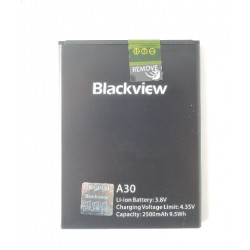 Bateria Original Blackview A30 - 2500mAh - Bulk + Regalo