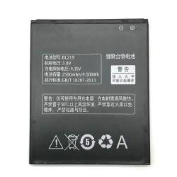 Lenovo Compatible Battery BL219 for Lenovo A768t, A850 +, A889, A916, S856, 2500mAh, Bulk + Gift