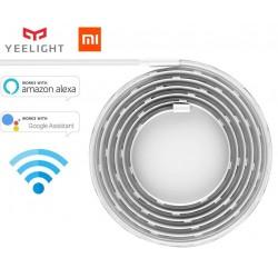 Yeeligth Ligthstrip Plus - Bande LED intelligente de couleur, 2 m. (Extensible) Compatible Google Assistant et Alexa