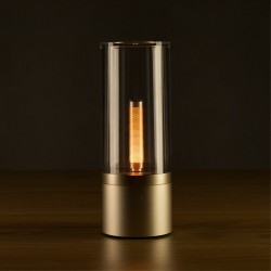 XIAOMI YEELIGHT YLFW01YL Smart Candle Light Ambient Lamp Rechargeable Dimmable LED Night Light