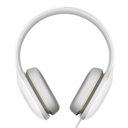XIAOMI Mi Headphone Relax Version Wired Stereo Over-ear Earphone with Mic and Line-in Control - White