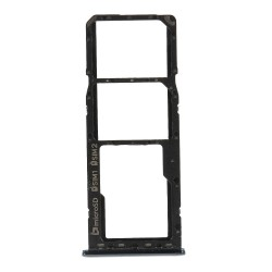 Replacement Sim Tray Compatible with A7 2018 Dual Sim + SD, Black