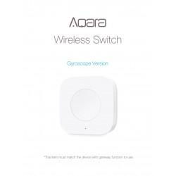 XIAOMI Aqara WXKG12LM Wireless Smart Multifunction Switch - Application Control - Gyroscope