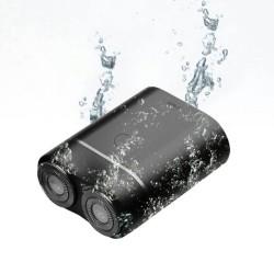Maquinilla De Afeitar Eléctrica Compacta XIAOMI ZHIBAI SL2 Mini Impermeable Recargable USB Para Hombre