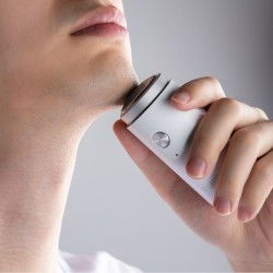 XIAOMI SO WHITE ED1 Mini Afeitadora Eléctrica de Bolsillo de Viaje - Resitente al Agua IPX5