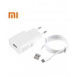 Original Xiaom Charger MDY-08-EO (2A) USB-C for Redmi Pro, Mi 5X, Mi A1, White - Bulk