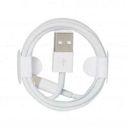 Cable de datos Lightning a USB iPhone 5/iPad 4  -  Original MD818ZM