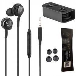 Auriculares Original Samsung AKG Harman Kardon  EO-IG955 para Galaxy S8, S8+, Negro, Bulk