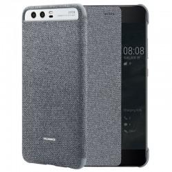 Funda Tipo Libro con Ventana Original para Huawei P10 (Smart View) Gris Claro