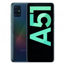 Samsung Galaxy A51 4/128GB Negro Libre