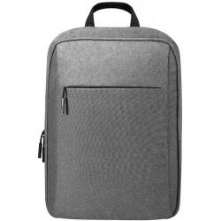 Huawei Matebook Backpack - Mochila para Tablet y Ordenador portátil hasta 16 Pulgadas, Color Gris