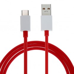 Cable original Oneplus D301 (Carga Rápida 4A) USB-C 2.0 para One Plus 2, 3, 3T, 5, 5T, Bulk