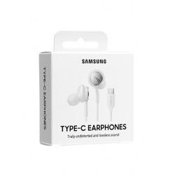 Samsung EO-IC100 Auriculares Intrauditivos USB-C Blancos