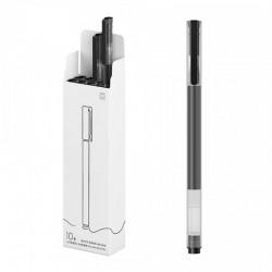 Xiaomi Bolígrafos Tinta de Gel Negra 0.5mm 10 Unidades