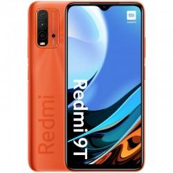 Xiaomi Redmi 9T 4/64GB Naranja Libre