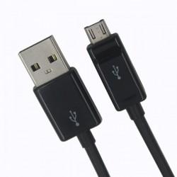 Cable de Datos Original LG EAD62329304 para LG G2, G3, G4, K3, K4, K8, K10, V10, Negro