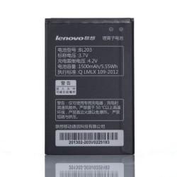 Batería original Lenovo BL203 para Lenovo A369, 2000mAh, Bulk