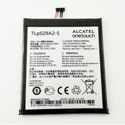 "Bateria Original Alcatel TLP029A2-S para One Touch Idol 3 5.5"", 6045Y / Idol 3 Dual SIM, 6045K, 2910mAh, Bulk"