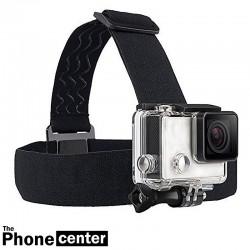Cinturon Ajustable / Cinta Elastica para la cabeza para GoPro Session Hero 4/3 +/3/2/1