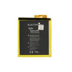Bateria Blue Star Para Sony Xperia M4 ( Comp. LIS1576ERPC ) 2500mAh - Embalaje en Blister