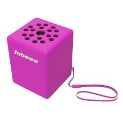 Altavoz Bluetooth Mini  JABEES Bobby Cake - fucsia