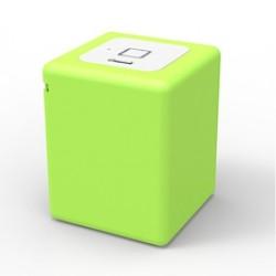 Altavoz Bluetooth Mini  JABEES Bobby Cake - Verde