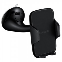 "Soporte de Coche Original Samsung EE-V200SA para Movil de 4"" a 5,7"" Negro"