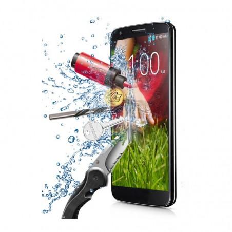 Protector pantalla Cristal templado Sony Xperia Z1 Compact Tempered Glass