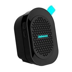 Altavoz Bluetooth Jabees beatBOX Mini Resistente al Agua - Negro/Azul